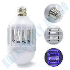 bug light light bulbs bug light bulb indoor insect killer mosquito fly trap led electric