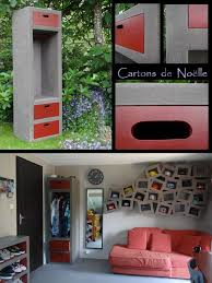 Deco Chambre High Amazing Cardboard 11 Best Meubles En Images On Child Room