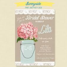 shabby chic bridal shower invitations u2013 gangcraft net