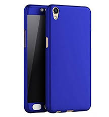 Oppo A37 Atqits Oppo A37 Ipaky Blue Cover With Glass In Electronics