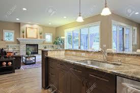 Granite Kitchen Countertops Granite Kitchen Countertops Stock Photos Royalty Free Granite