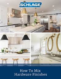 how to mix and match kitchen hardware how to mix hardware finishes the right way