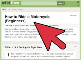 Main Dish Recipes At Life U0027s Ambrosia 100 How To Ride A Motorcycle Unlicensed Motorcyclists