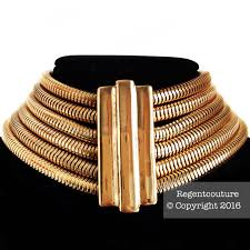 rope necklace choker images Balmain necklace jpg