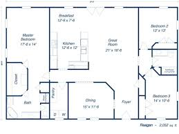 free house floor plans barndominium 30x50 floor plans furthermore house plans ranch style