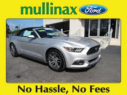 pre owned ford mustang used 2017 ford mustang for sale kissimmee fl vin