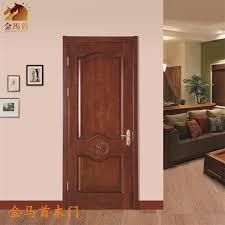 Main Door Flower Designs by Villa Luxury Front Door With Flower Design And Wooden Single Main