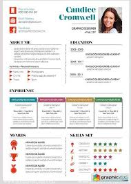 cv premium cv and cover letter psd v8 template free download