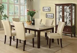 faux marble dining room table set awesome marvelous white marble dining table and chairs 20 about