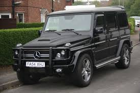 mercedes g55 price mercedes g class wagon w463 g55 amg luxury vehicle for sale in