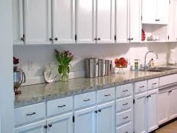 Professionally Painted Kitchen Cabinets by Granite Countertop Paint Color For Kitchen With White Cabinets
