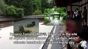 japan travel ryoanji temple impressive rock garden kyoto japan