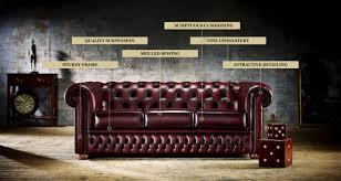 Chesterfield Sofas Manchester by The Anatomy Of Our British Made Chesterfield Sofas Timeless