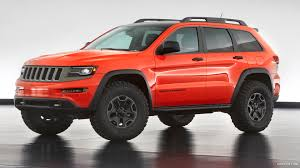 jeep sports car concept jeep grand cherokee trailhawk ii concept jeep pinterest