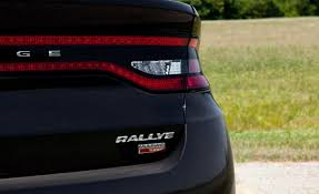 2013 dodge dart rallye horsepower 2014 dodge dart rallye review top auto magazine
