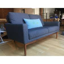 Two Seater Futon Sofa Bed by Design Within Reach Raleigh Two Seater Sofa Aptdeco