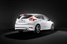 ford u0027s new st line range for focus u0026 fiesta models now available