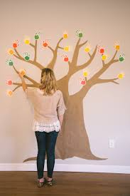 some ideas for your thankful trees