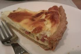 Quiche Blind Bake Or Not The Real Quiche Lorraine Warning No Cheese Or Onions Allowed