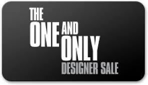 designer sale the one and only designer sale summer sle sale