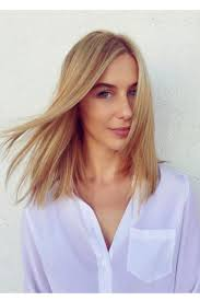 hairstyles that hit right above the shoulder these will be huge this year