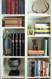 Markor Bookcase How To Style A Bookcase The Art Of Doing Stuff