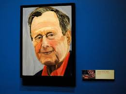 Bush Bathtub Painting Saltz On The Unfulfilling Art Of George W Bush Vulture