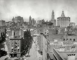 new york circa 1915