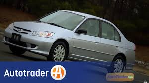 use car honda civic 2001 2005 honda civic sedan used car review autotrader