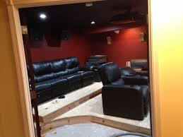 theater seats home custom seat platform risers with berkline home theater seats and
