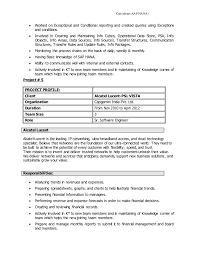 Reference Page On Resume Sap Business Objects Xcelsius Resume Eliolera Com