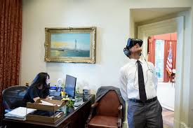 Tour the White House in virtual reality with the Obamas as your guides