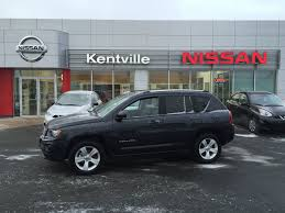 compass jeep 2014 used 2014 jeep compass north edition in kentville used inventory