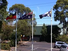 Flag Pole Hill Intrack Flagpoles Goal Posts And Banner Poles Intrack
