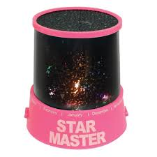 dynergy star master planetarium night light projector