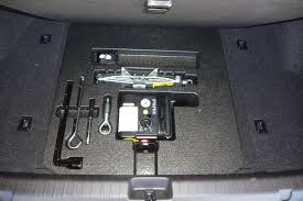 honda odyssey spare tire kit optional spare tire kit the trunk floor acurazine