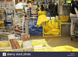 yellow bag ikea store in stock photos u0026 yellow bag ikea store in