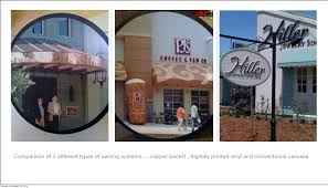 Different Types Of Awnings Electric Sign And Awnings