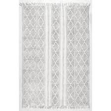Nuloom Rug Reviews Nuloom Olvera Off White 5 Ft X 8 Ft Area Rug Rach07a 508 The