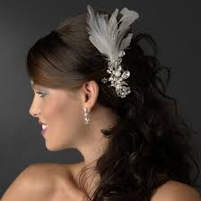 great gatsby hair accessories great gatsby style bridal accessories the wedding community