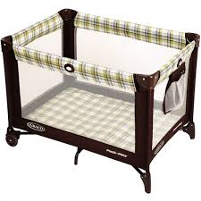 amazon com graco pack n play portable travel baby crib playpen