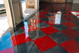 epoxy floor coatings epoxy floor example garage resurfacing