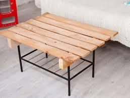 Salon De Jardin En Bois De Palette by Diy Brico Comment Se Fabriquer Une Table Basse Avec Des Palettes