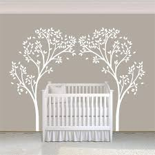Tree Decal For Nursery Wall D615a12 Tree Canopy Portal Wall Decal Tree Wall Sticker Vinyl