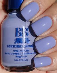 buy best and soft lilac creme with subtle shimmer nail polish color