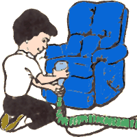 Clean Upholstery Sofa Upholstery Cleaning Simply Clean Care Monterey Salinas Santa Cruz