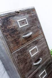 distressed wood file cabinet maurizio bespoke distressed vintage filing cabinet by urban grain