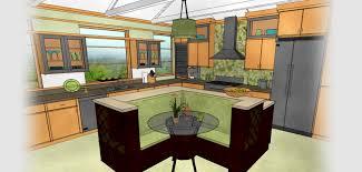 computer kitchen design best kitchen designs