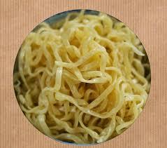 Cara Membuat Mie Yang Kenyal   indonesian medan food membuat ifumie kenyal tanpa additive making