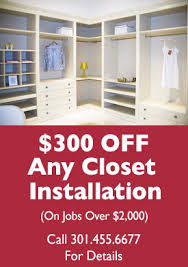 closet organizer jobs northern virginia custom closet company closet organization